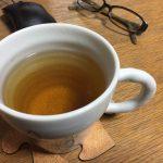 自家製ドクダミ茶作ってみた