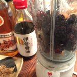 柑橘じゃなくても美味しい!ブラックベリーで自家製ポン酢作ってみた
